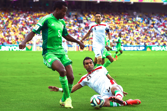 Iran vs. Nigeria: Live Score, Highlights for World Cup 2014 Group F Game