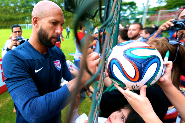 U.S. Soccer's Perceived Lack of World Cup Experience Should Not Factor vs. Ghana
