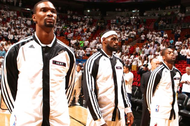 Even Without Three-Peat, Big Three Era a Success for Miami Heat