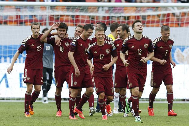Russia vs. South Korea: Date, Time, Live Stream, TV Info, 2014 World Cup Preview
