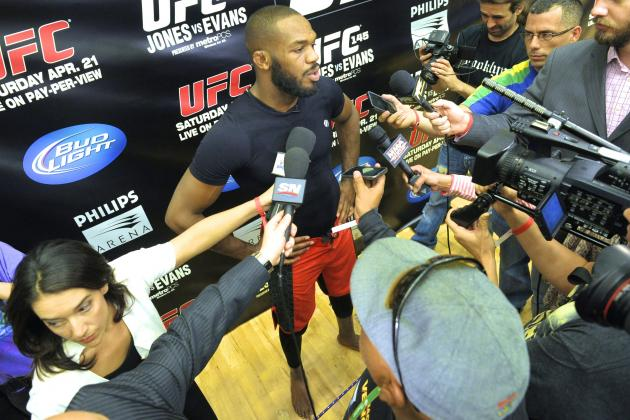 Jon Jones Sounds Off on UFC, Refuses to Fight Gustafsson in Sweden