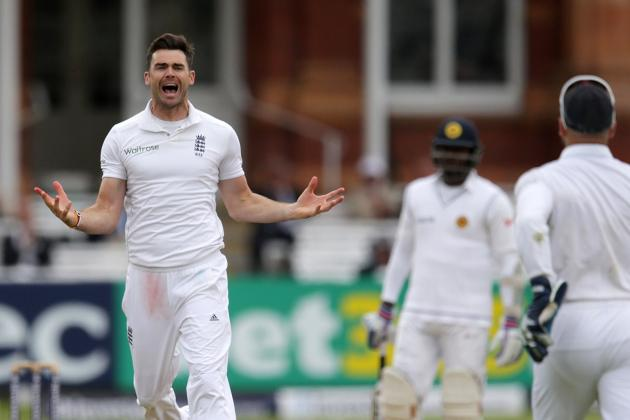 England Fall Short but James Anderson Delivers Test Masterclass for England