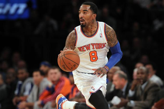 Why J.R. Smith Is in for Bounce-Back Season with New York Knicks