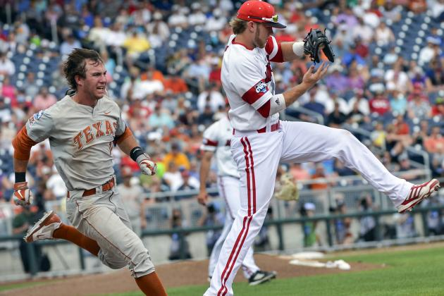 College Baseball World Series 2014: Day 3 Scores, Results, Highlights and Recap
