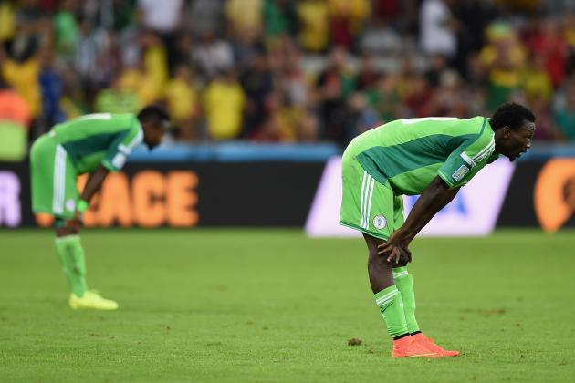 Iran vs. Nigeria: Film Focus on Super Eagles' Drab, Lethargic Attacking