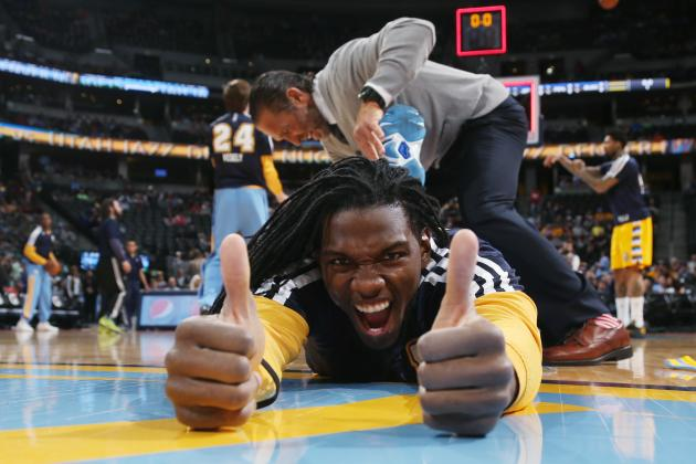 Why Denver Nuggets Should Pay Kenneth Faried Before Full-Fledged Breakout