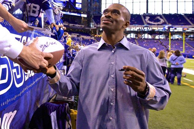 Marvin Harrison Reportedly Shot at in Incident in Philadelphia