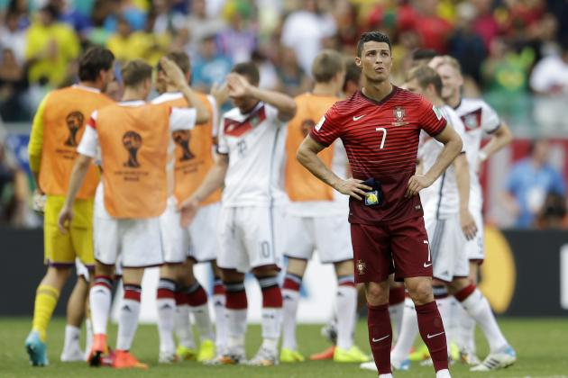 Cristiano Ronaldo's Germany Disappointment Is the Least of Portugal's Concerns