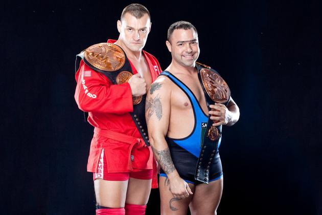 Examining Vladimir Kozlov's Post-WWE Pro Wrestling Career