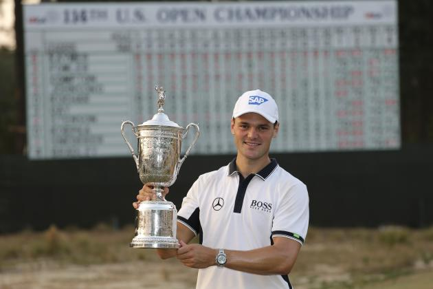 Martin Kaymer on Track to Become Next Men's Golf Star After 2014 US Open