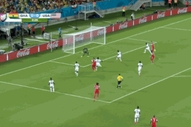 USA vs. Ghana: Goals, Highlights for World Cup Group G Game
