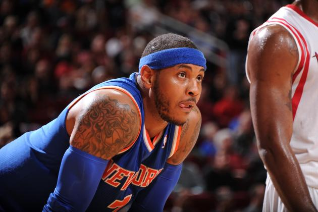 Breaking Down How Houston Rockets Can Land Carmelo Anthony