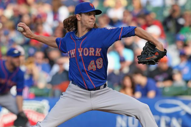 Mets Hitting Pitcher Eighth for First Time in Team History