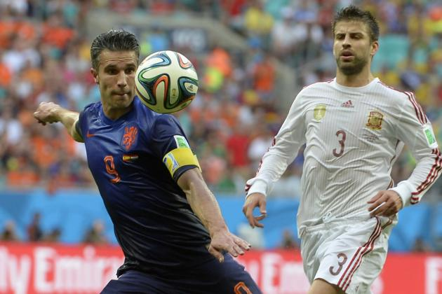 World Cup 2014 Standings: Updated Tables, Most Impressive Teams Entering Day 6