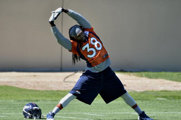 Denver Broncos: Quinton Carter Could Have Important Role in Defense's Success