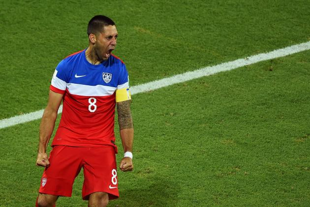 Ghana vs. United States: Live Player Ratings