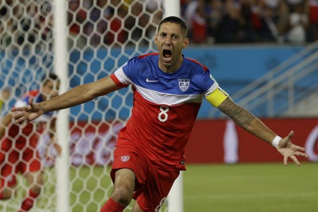 Twitter Reacts to Clint Dempsey, John Brooks' Performance vs. Ghana