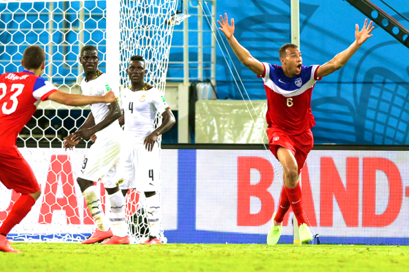 Ghana vs. USA: World Cup Group G Score, Grades and Post-Match Reaction