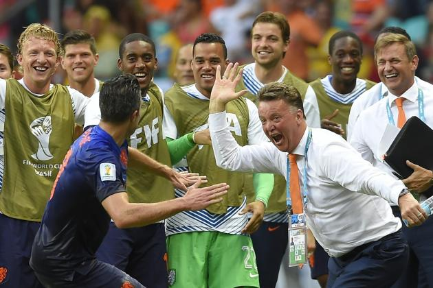 Louis van Gaal's Methods with Holland Show He's Perfect for Manchester United