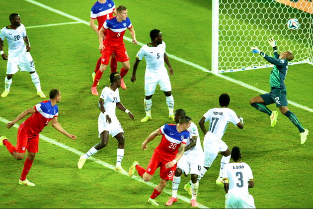 World Cup Daily Digest: John Brooks Gets Revenge on Ghana as Portugal Flounder