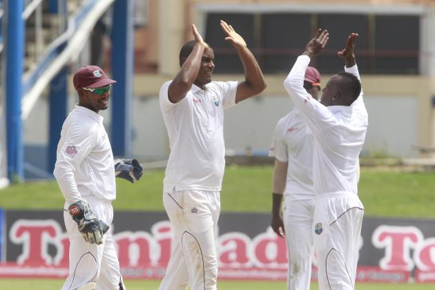 West Indies vs. New Zealand, 2nd Test: Day 1 Video Highlights, Scorecard, Report