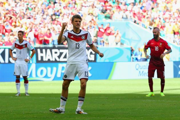 Germany Rise Above Fray as United States Set Up Pivotal Portugal Showdown