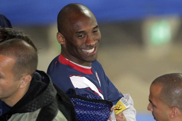 Kobe Bryant Responds to Jurgen Klinsmann's Contract Criticisms