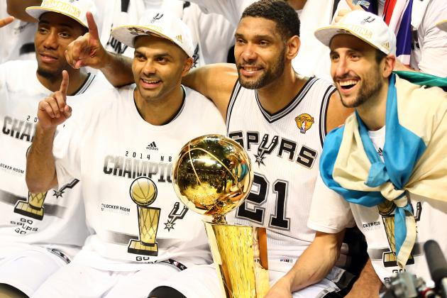 Spurs Parade 2014: Live Stream Info, Route and More