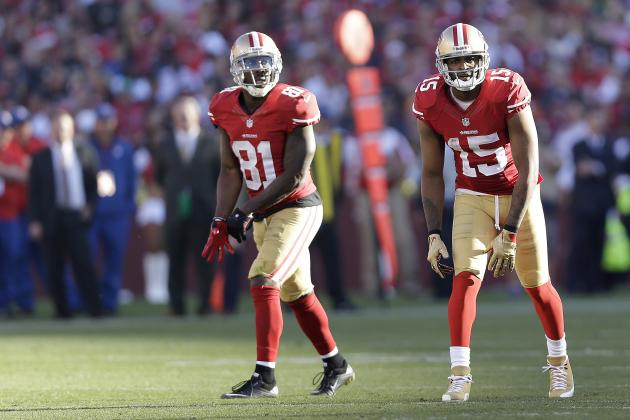 Breaking Down San Francisco 49ers' New-Look Receiving Corps