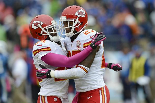 Kansas City Chiefs' Release of Brandon Flowers Forces Sean Smith into Spotlight