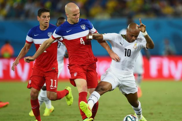 USA vs. Ghana: Americans Far from Safe in Group of Death After Inspiring Victory