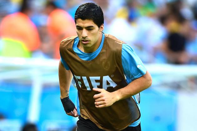 Luis Suarez Injury: Updates on Uruguay Star's Knee and Return