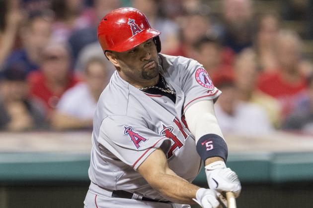 Angels Fail to Capitalize on Opportunities in Loss to Indians, 4-3