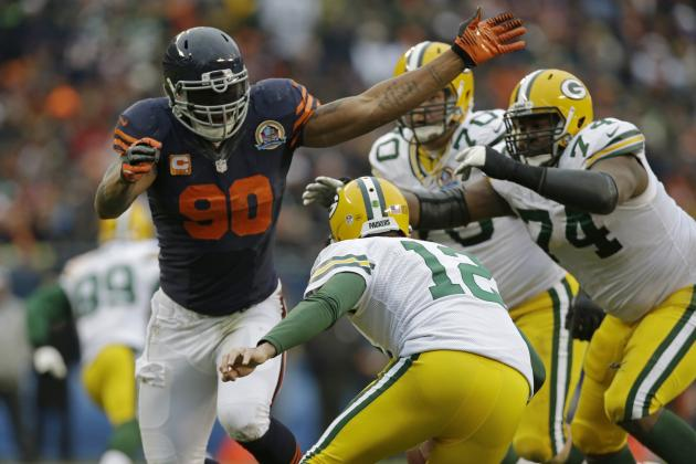 How Packers Can Get the Most out of Julius Peppers in New Position