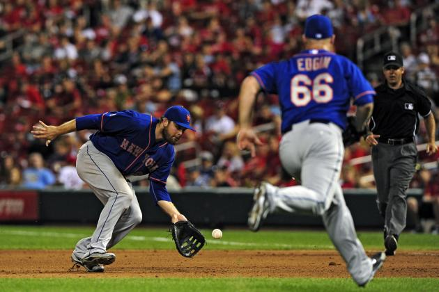 Mets' Experiment Doesn't Yield Positive Result
