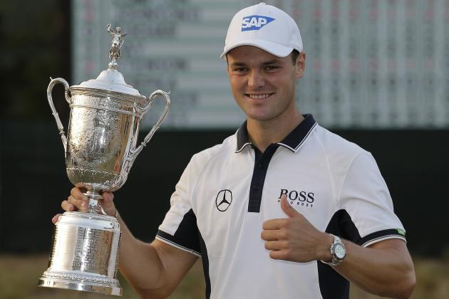 Martin Kaymer's Inconsistencies Will Keep German from Becoming Next PGA Star