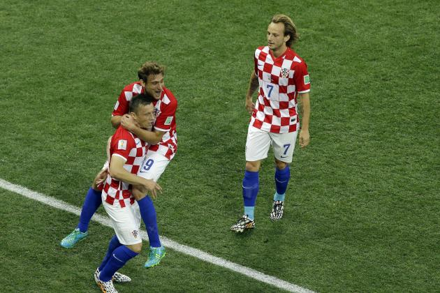 Cameroon vs. Croatia: Date, Time, Live Stream, TV Info, 2014 World Cup Preview