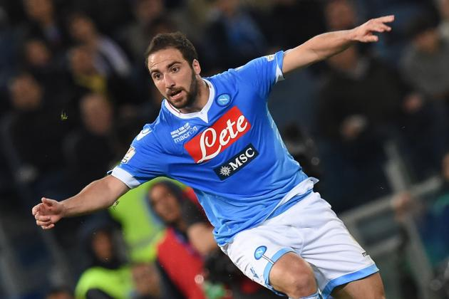 Barcelona Transfer News: Latest on Gonzalo Higuain, Sergio Aguero and More