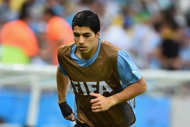 Roy Hodgson's World Cup Comments Can Inspire Luis Suarez to Show Liverpool Form