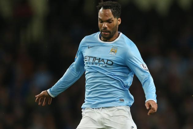 Joleon Lescott Joins West Brom: Latest Details on Transfer from Manchester City