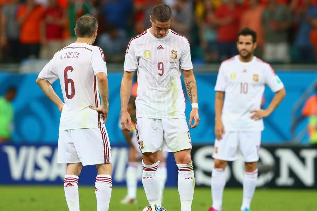Do Spain Have the Attacking Class to Overcome Goal Difference Issue?