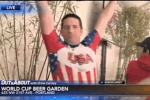 Watch: Reporter's Epic Reaction to USA Goal