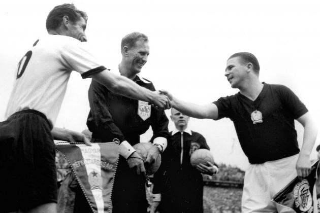 Spain Can Find World Cup Inspiration in West Germany's 1954 'Miracle of Bern'