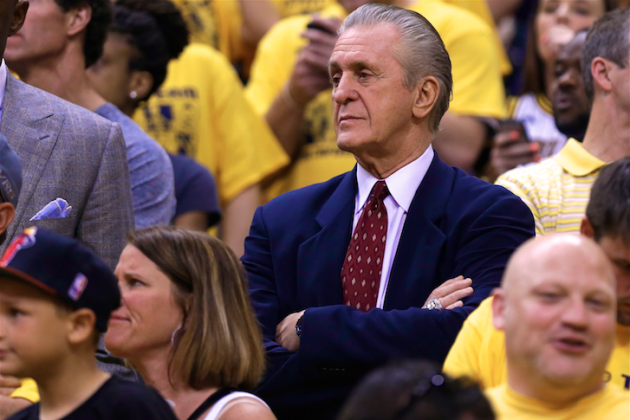 Pat Riley Needs to Reinfuse the Miami Heat with Youth, Hunger and Energy