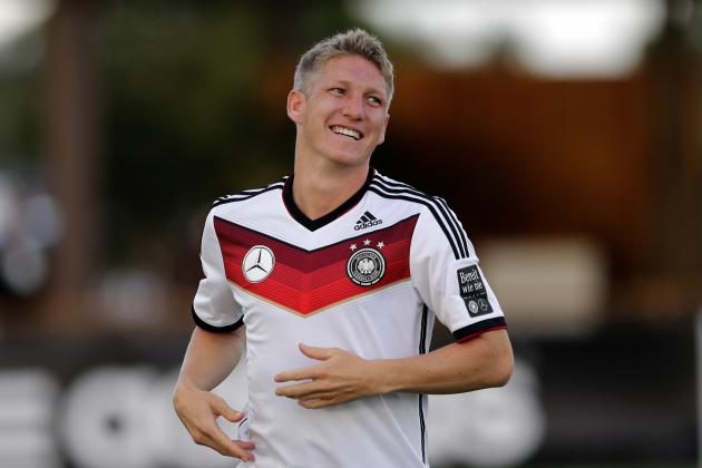 The Case for Joachim Low Keeping Bastian Schweinsteiger out of Germany Lineup