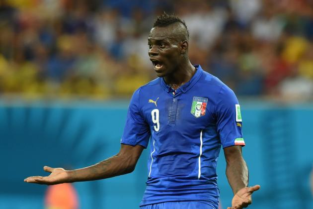 Why Arsene Wenger Might Be Prepared to Take Transfer Gamble on Mario Balotelli