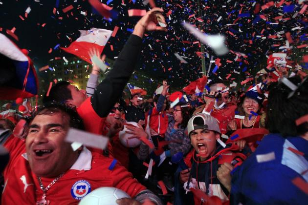 Spain vs. Chile: Form Guide, Live Stream and Prediction for 2014 World Cup