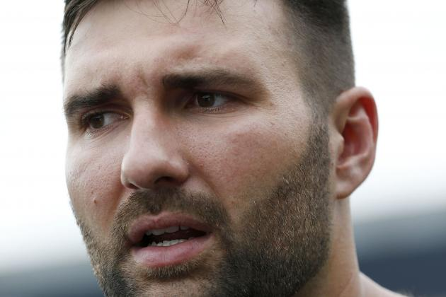Ninkovich Ready for Role as End or 'Backer