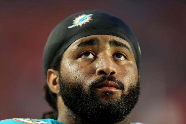 How Many Games Will Dallas Thomas Start for Dolphins in 2014?