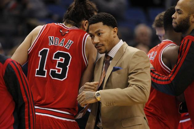 NBA Rumors: Latest Buzz on Derrick Rose, Thaddeus Young and More